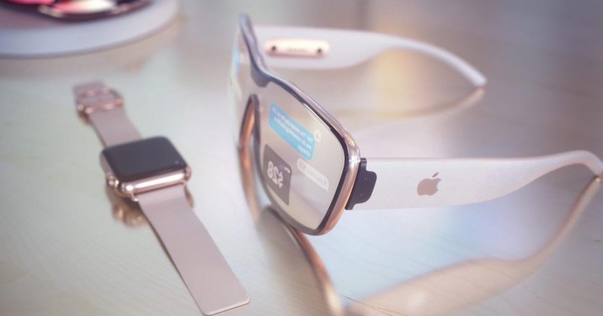 RUMOR: ¿Se vienen los lentes de Realidad Aumentada de Apple?
