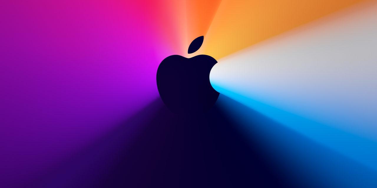 ¡Sorpresa! Apple anuncia nuevo evento para el 10 de noviembre