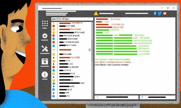 Actualiza todos tus programas de windows automáticamente